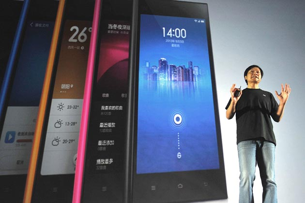 Xiaomi is world's #5 largest smartphone maker