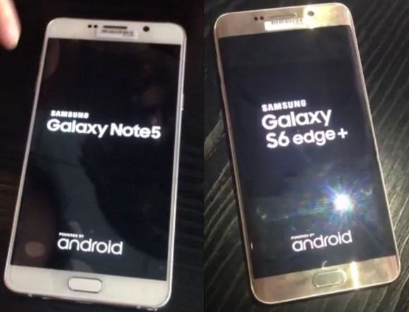 Samsung Galaxy Note 5 leaked