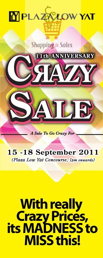 Plaza Low Yat Crazy Sale