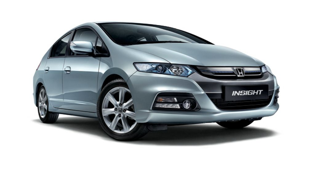 2012 Honda Insight: Bolder & Enhanced