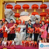 Pavilion KL Ushers Lunar New Year with 688 Fortune Horses