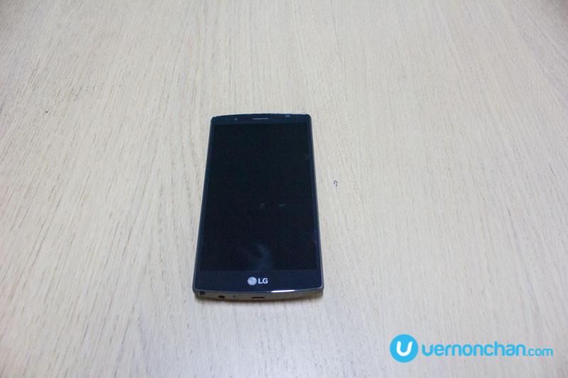 LG G4 unboxing