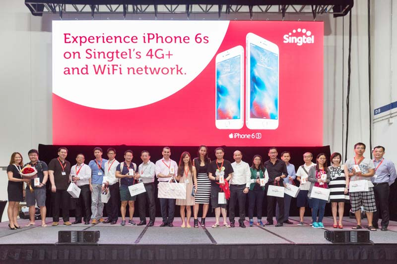 Singtel iPhone 6s
