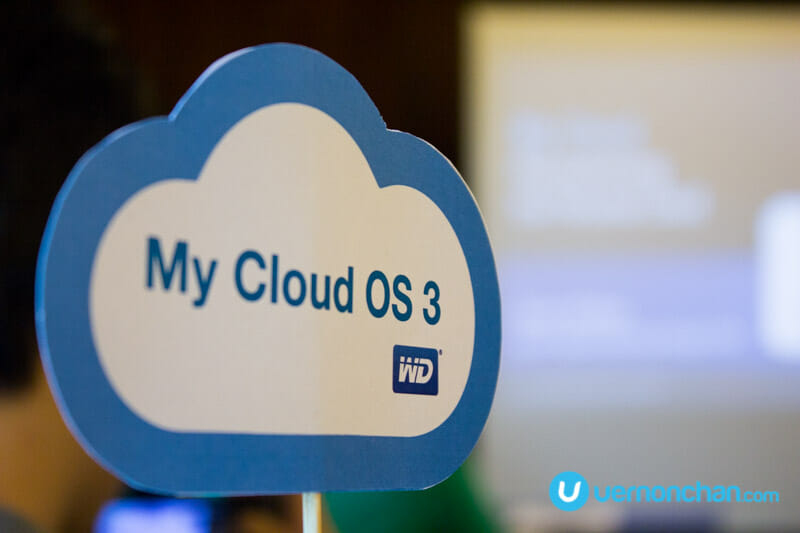 WD My Cloud OS 3