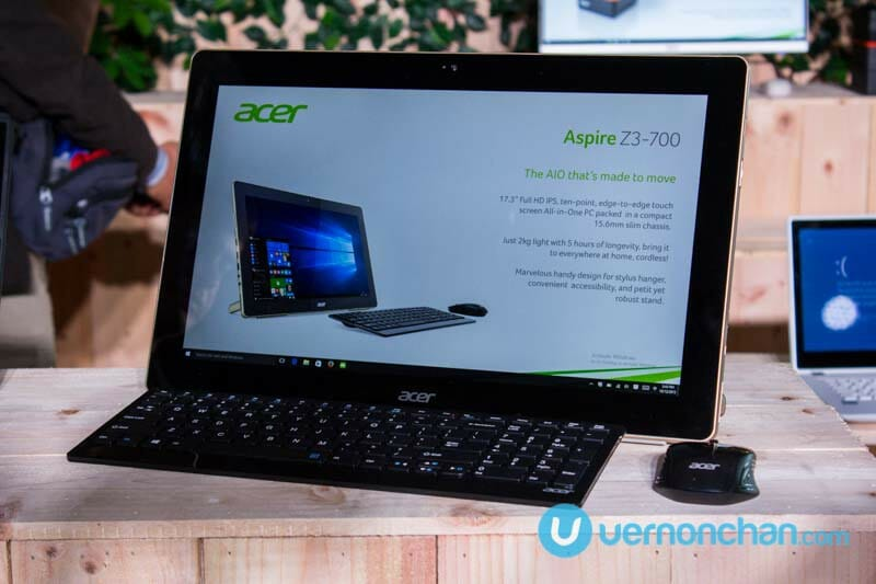 Acer Aspire R 14 and Z3-700