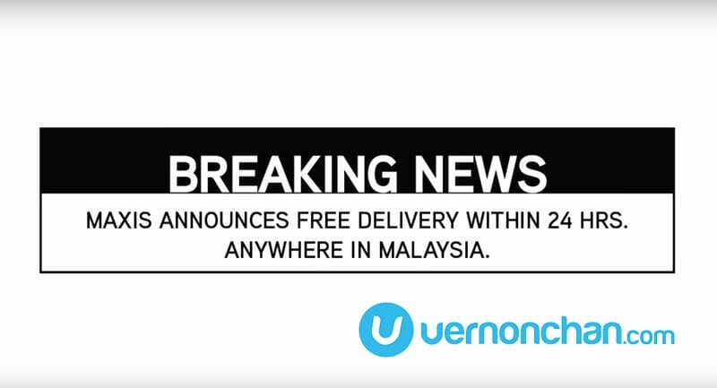 Maxis Express could be the fastest iPhone 6s delivery in the country