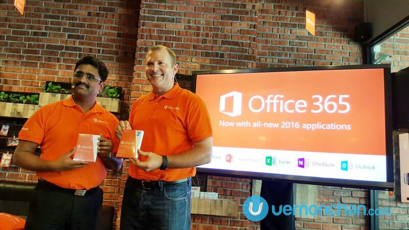 Office 2016, Office 365