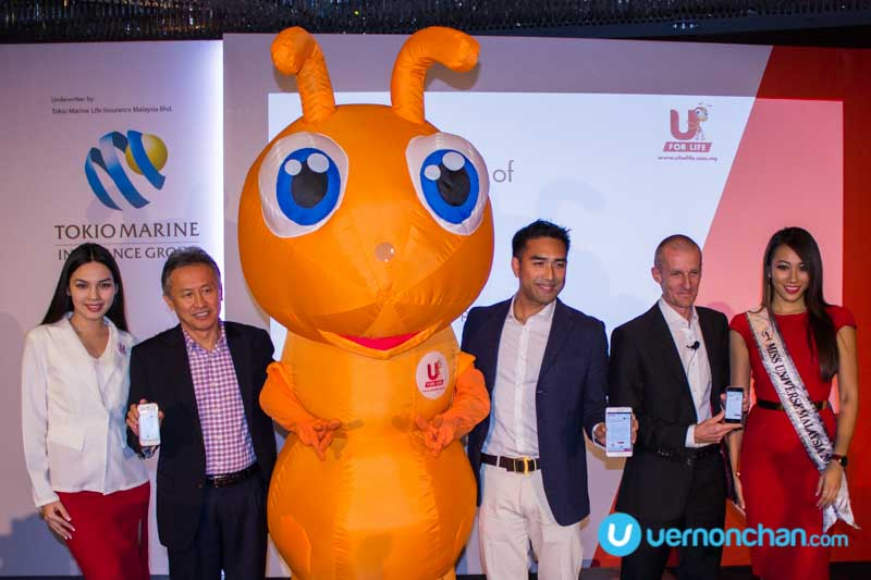 U for Life gets you protected for as low as RM9.85/month for RM100K coverage