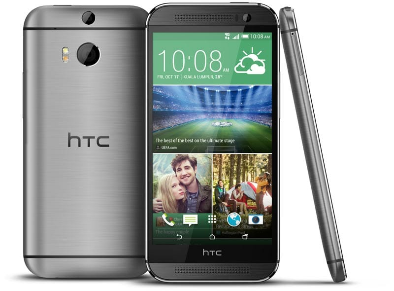 It's late but it's here: HTC One M8 EYE finally hits Malaysia