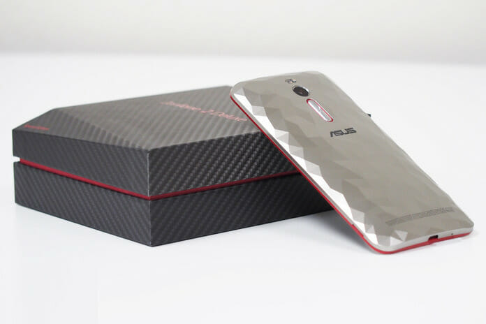 "ASUS goes hardcore with ""ROG""-inspired ZenFone 2 Deluxe Special Edition"