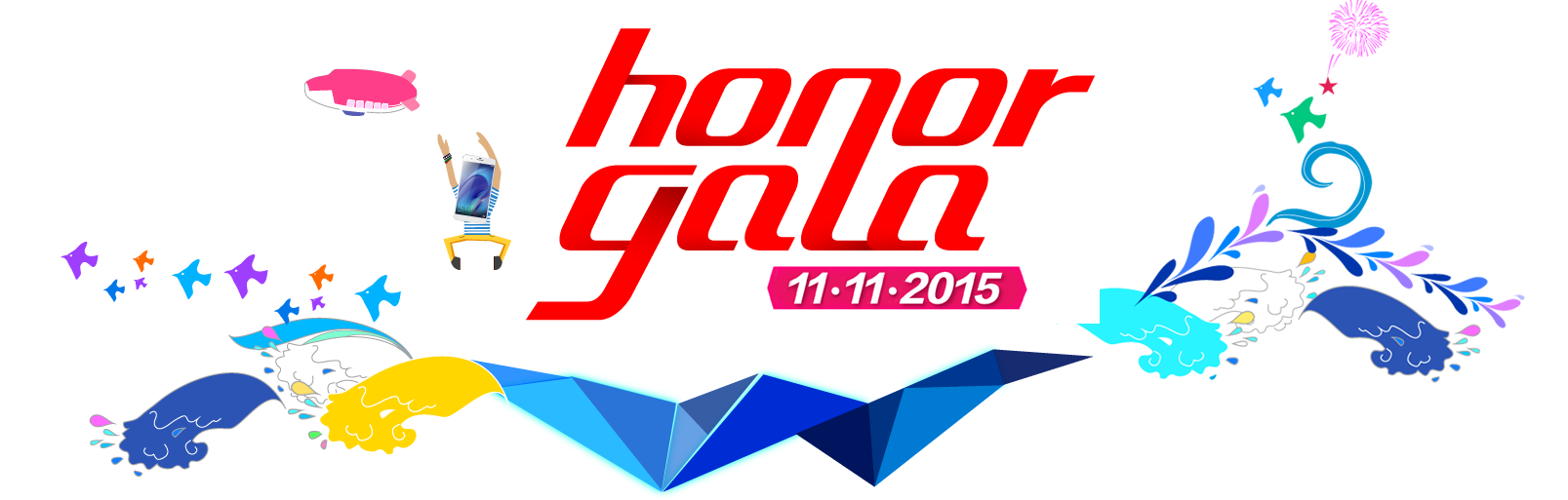 honor Gala 2015 on 11.11 generates MYR12million in sales