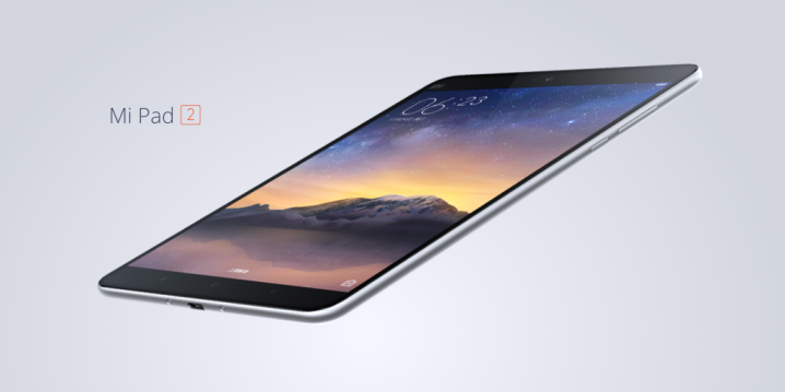 Mi Pad 2 gets Intel Atom X5 and USB Type-C