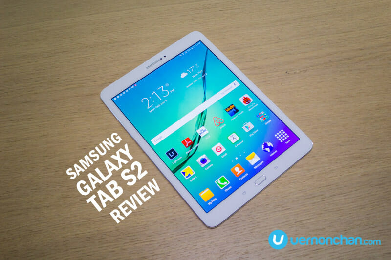 Samsung Tab S2 9.7 review: Beautiful inside out