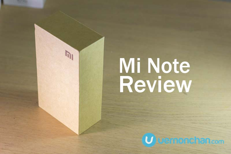 Xiaomi Mi Note review: Better late than never