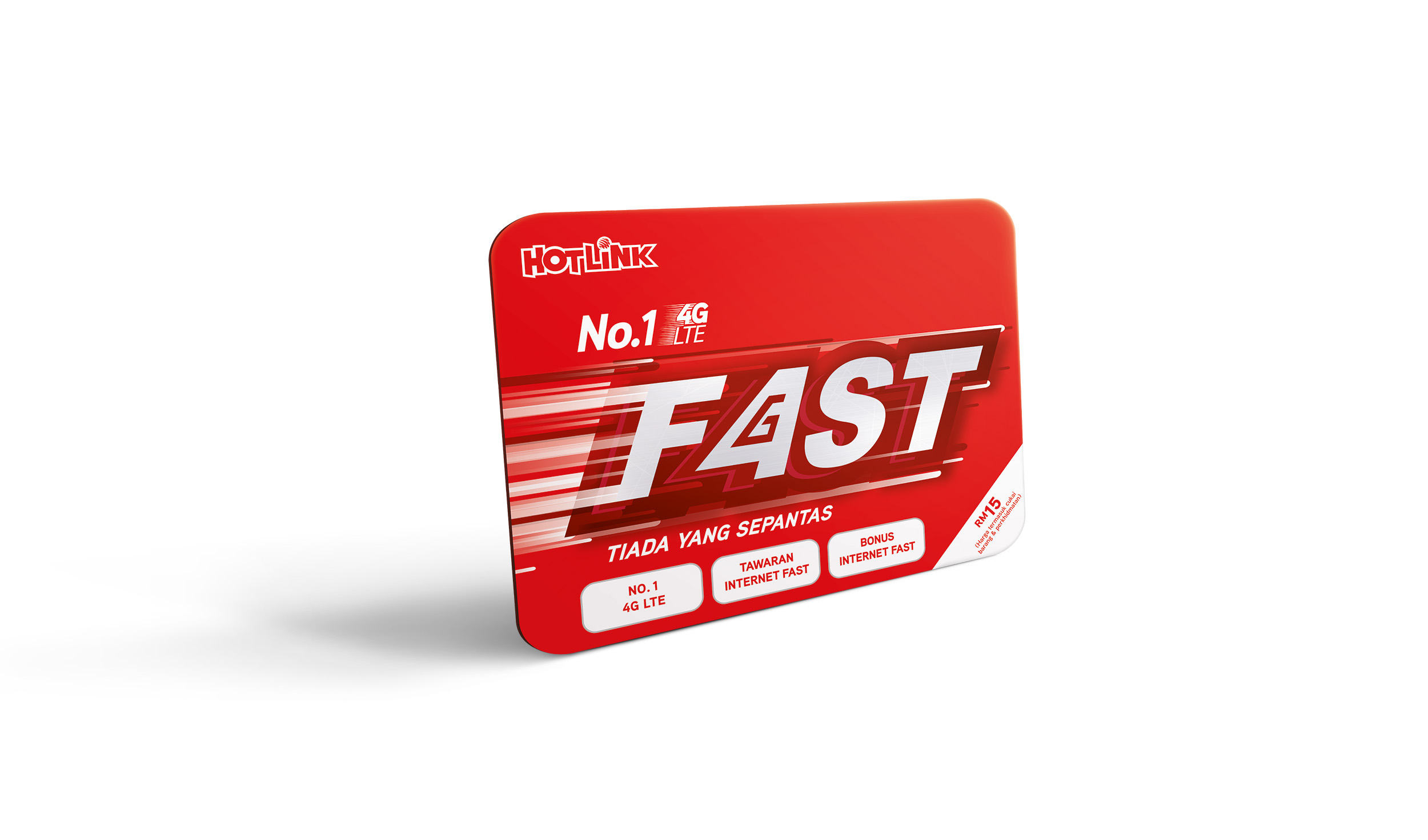 Want it fast and cheap? Maxis brings you Hotlink FAST