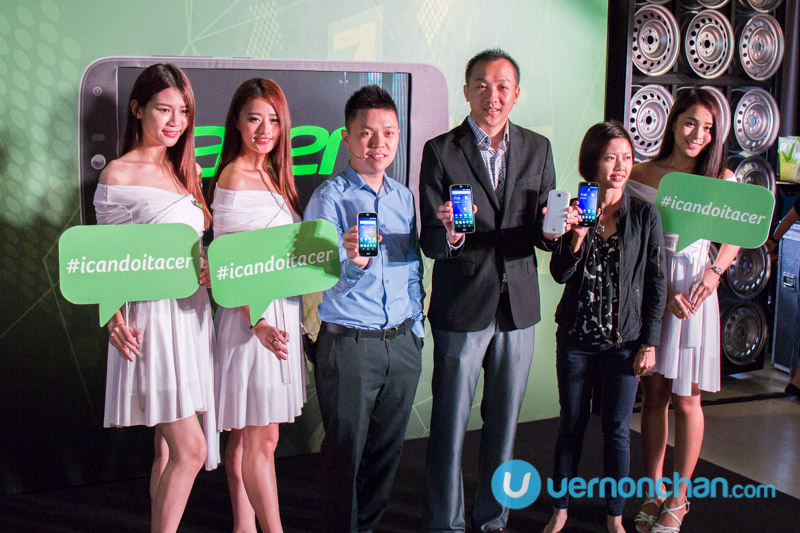 Acer expands Liquid smartphone family with Z630, Z530, Z330; teases triple-SIM 4G LTE Liquid X2