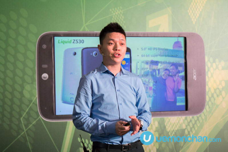 Acer Liquid Z Series launch