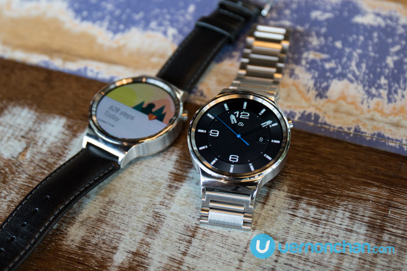 Here's a surprise, hello Huawei Watch