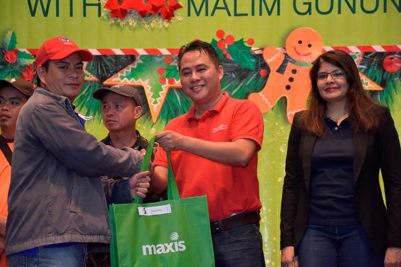 Maxis Kinabalu