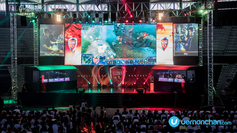 e-sports gets a major boost with first-ever Malaysia Cyber Games festival