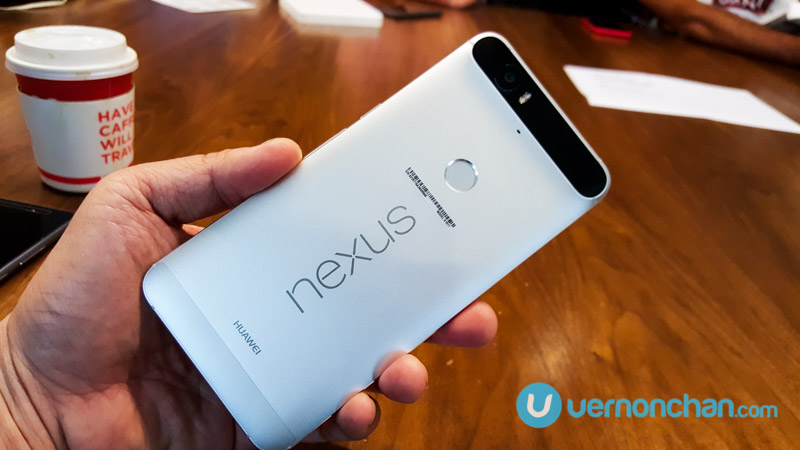 Huawei sells 1,000 units of Nexus 6P in a day via Vmall.my