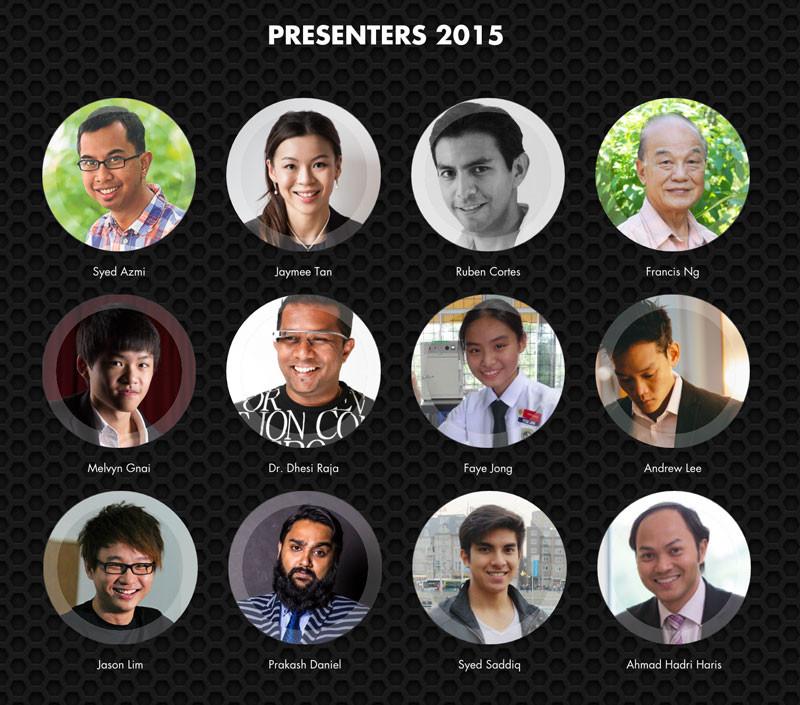 TEDxYouth@KL Speakers