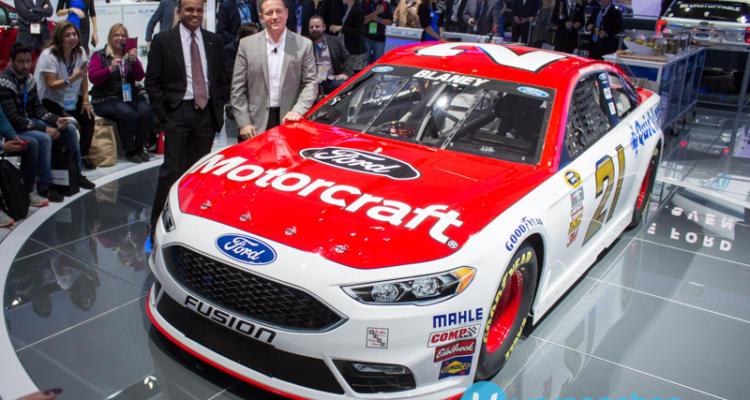 Ford NAIAS 2016