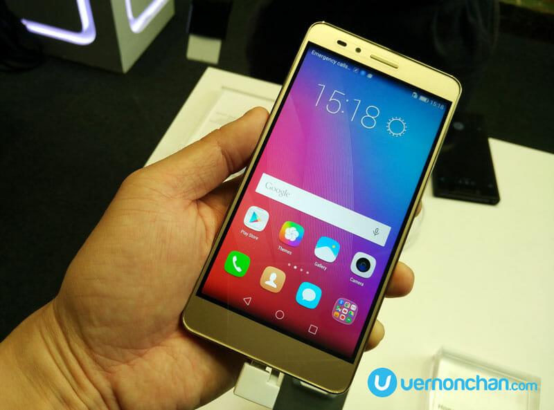 Value-for-money honor 5X smartphone lands in Malaysia