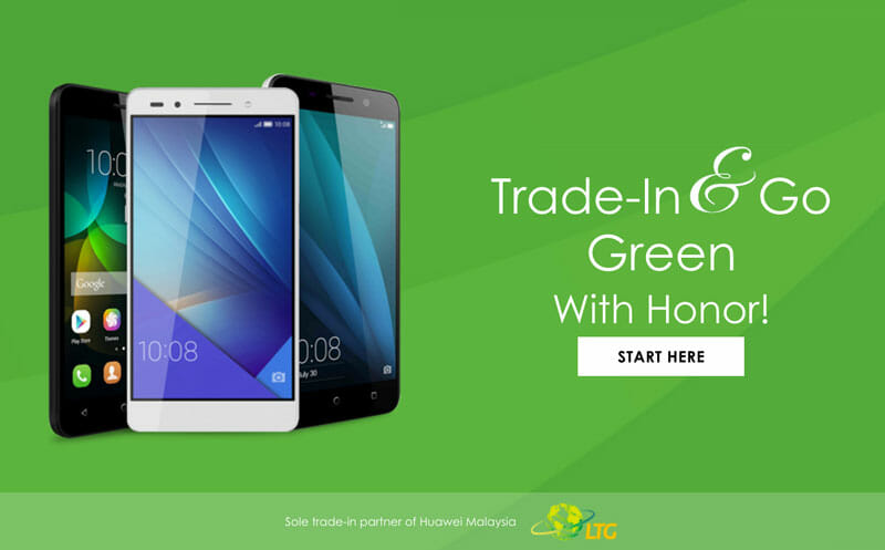 Huawei Online Trade-in