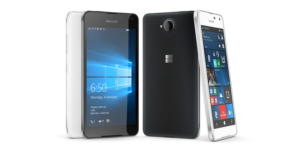 Microsoft Lumia 650 goes official, a budget Windows 10 smartphone for business