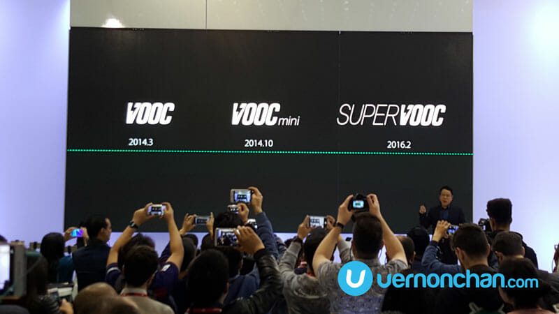 OPPO's Super VOOC Flash Charge blows everything else out of the water