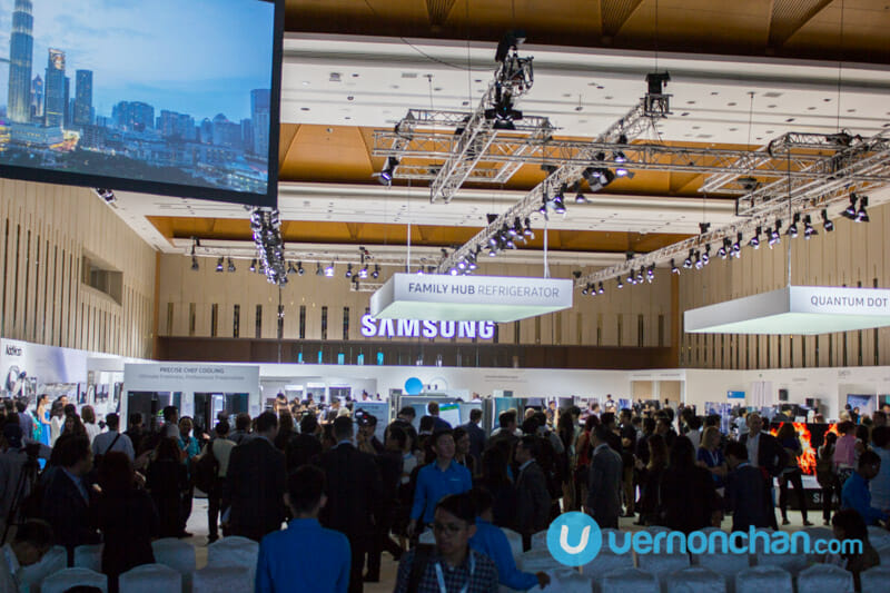 Samsung Southeast Asia Forum 2016 kicks off with innovations for smarter living