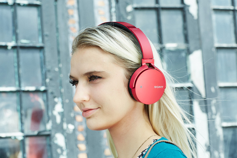 New Sony EXTRA BASS headphones give you even more boom-bastic bass