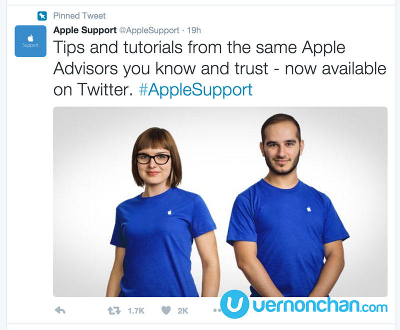 Got a Mac problem? Apple Support is now on Twitter