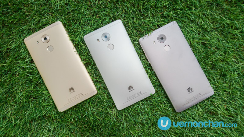 Quick hands-on review of the Huawei Mate 8
