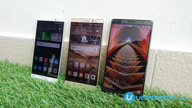 Huawei Mate 8 Preview