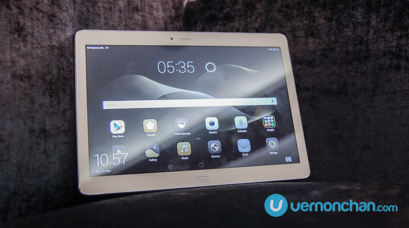 Huawei MediaPad M2 10.0 pens entry into premium tablet space
