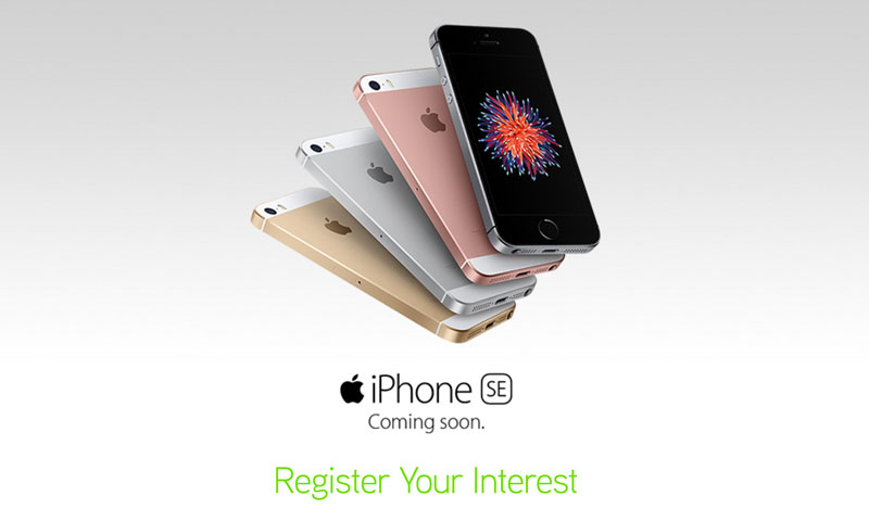 Maxis opens registration of interest for Apple iPhone SE