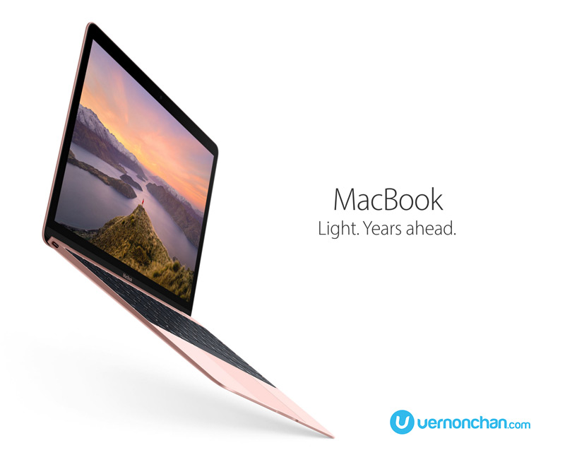 Updated 2016 Apple MacBook gets Skylake, more RAM and Rose Gold
