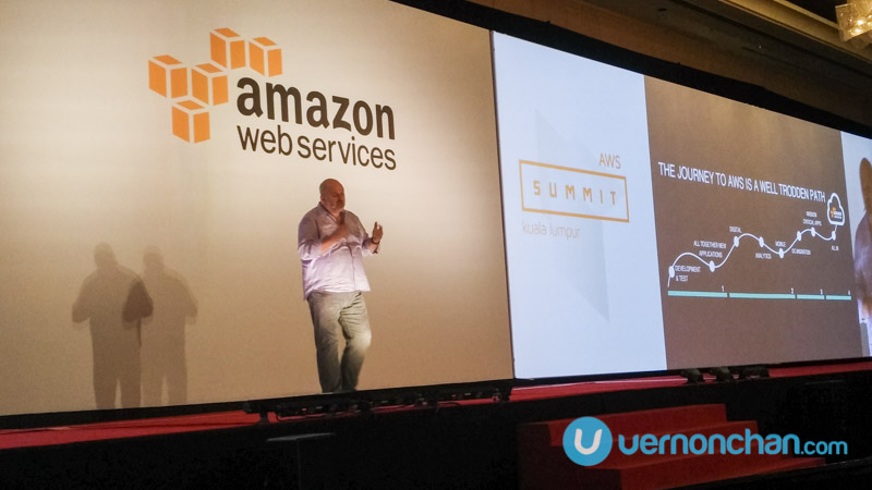 Amazon Web Services sets foot in Malaysia