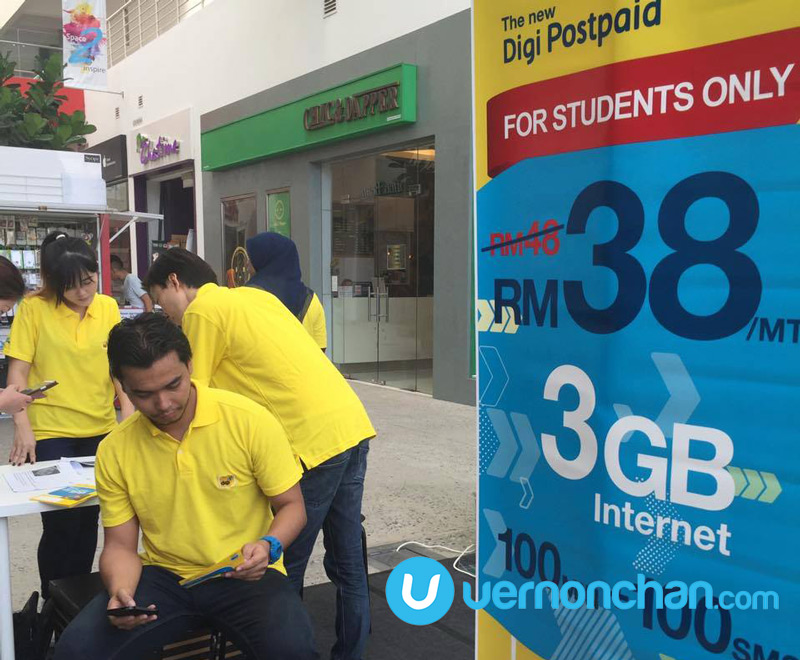 Digi Postpaid for Students