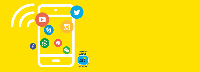 Digi Prepaid now gives you 50% extra quota and unlimited off-peak internet