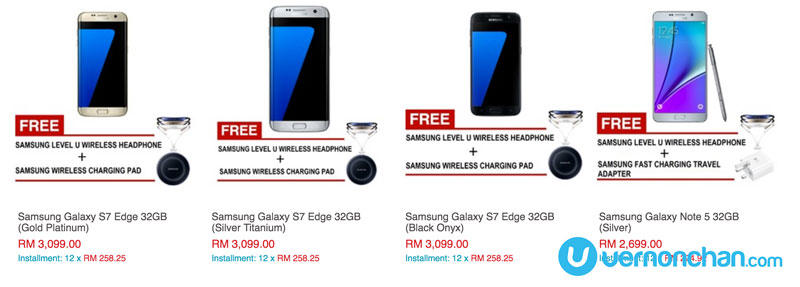 Samsung Online Store at Lazada Malaysia