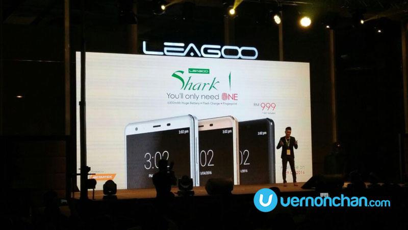 LEAGOO Shark 1