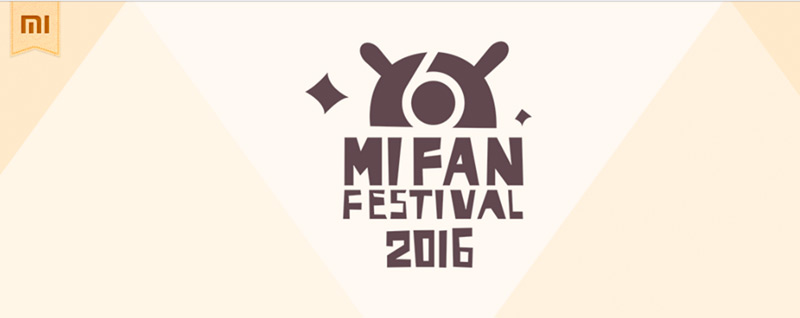 Get ready for crazy deals and goodies at Mi Fan Festival 2016 on 6 April 2016