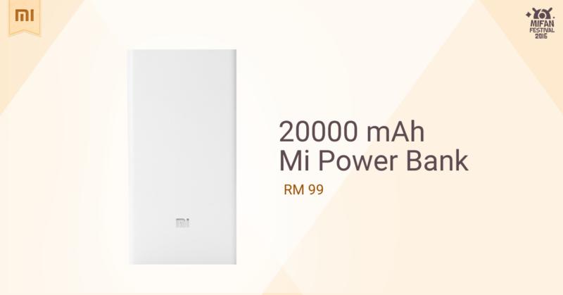 Mi Power Bank 20000mAh