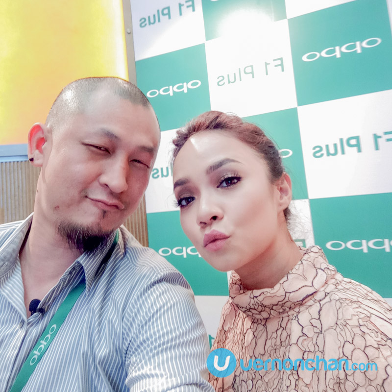 OPPO F1 Plus Nora Danish