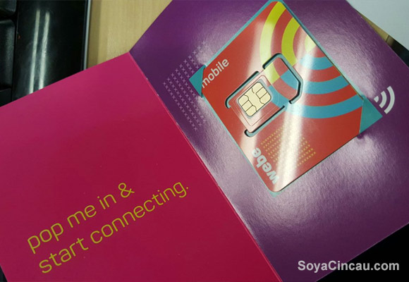 Webe 4G LTE is live: How does MYR79/month for unlimited everything sound?