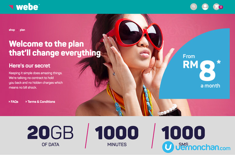 RM80/month for an unlimited everything postpaid plan – should Webe celebrating?