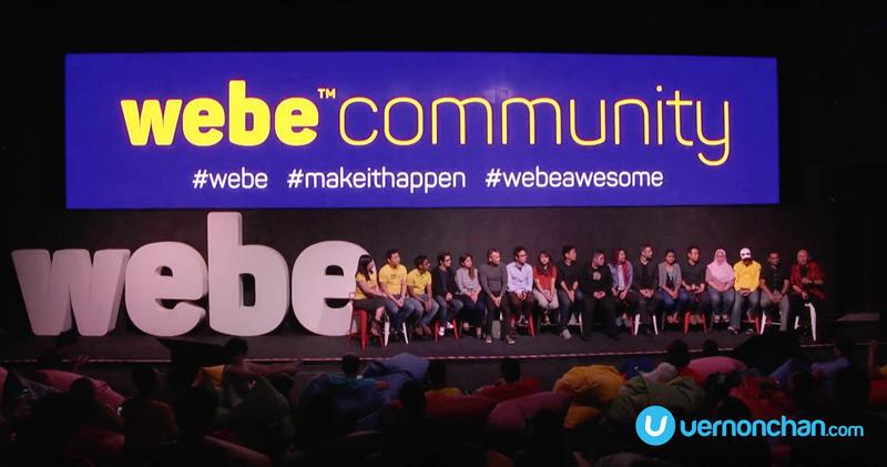 webe community
